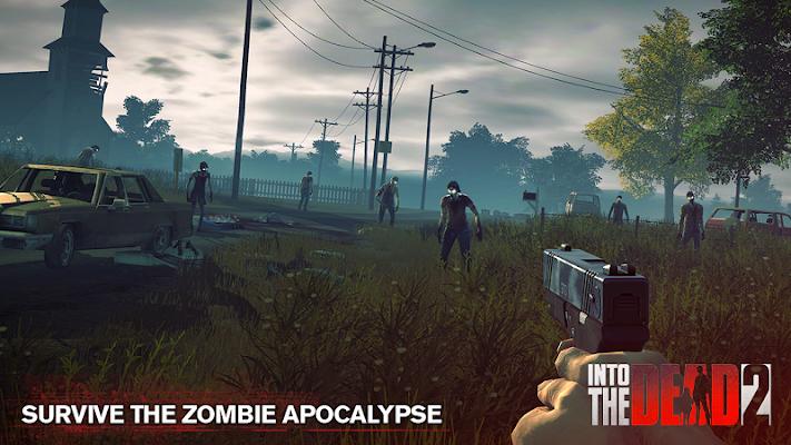 Into the Dead 2- screenshot