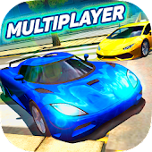 Download Multiplayer Driving Simulator APK on PC