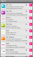 Screenshot of DNA TV