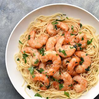 Easy Shrimp Scampi Without White Wine Recipes