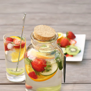 Fruit Water Recipes