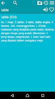 Screenshot of English Malay Dictionary Free
