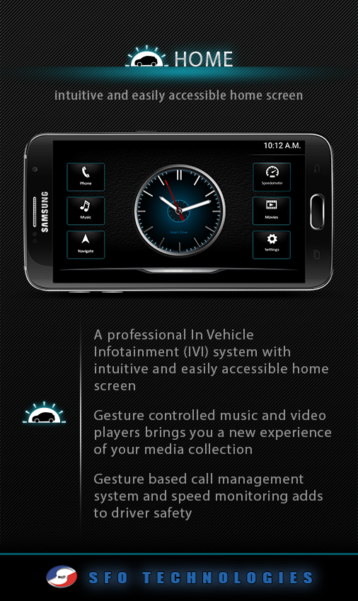 Smart Drive IVI Screenshot 0
