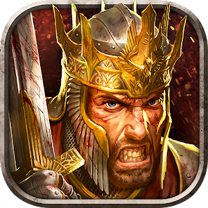 Conquer, Raid and Guild in this epic strategy MMO RTS APK Icon
