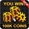 Cheats for 8 Ball Pool for free Coins prank ! APK for Bluestacks