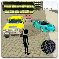 Grand StickMan Vegas Mafia Crime Fight To Survive pour PC (Windows / Mac)