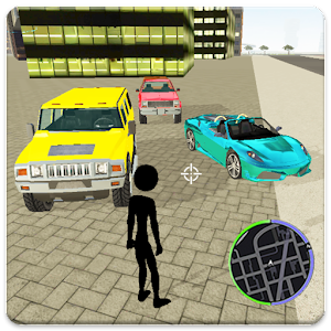 Grand StickMan Vegas Mafia Crime Fight To Survive For PC / Windows 7/8/10 / Mac – Free Download