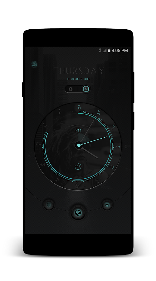 CircLock for KLWP Screenshot 4