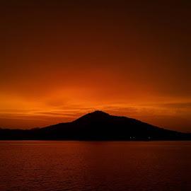 Fatehsagar a few days ago! The best sunset EVER! ❤ by ShübhÅm JÅïn - Instagram & Mobile Android