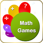 Math Games for Adults Icon
