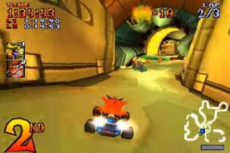 Tricks Crash Team Rennen android spiele download