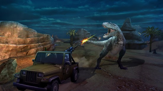 Game Safari Dino Hunter 3D APK for Kindle