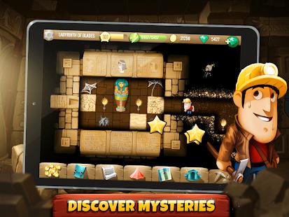 Diggy's Adventure apk screenshot