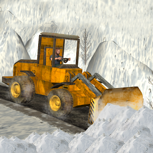 Download Snow Plow Rescue Truck Loader For PC Windows and Mac