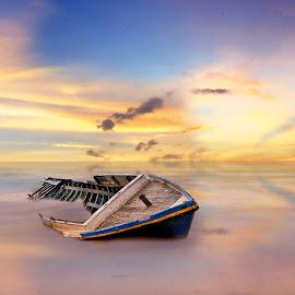 by Daniel Chang - Transportation Boats