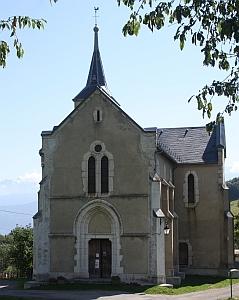 photo de Eglise St. Bernard du Touvet (St. Bernard)