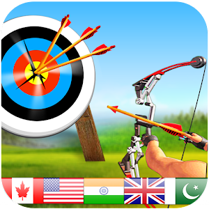 Archery Champion League : Real Archery King Game