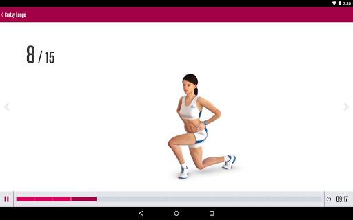 Runtastic Butt Trainer Workout screenshot 7