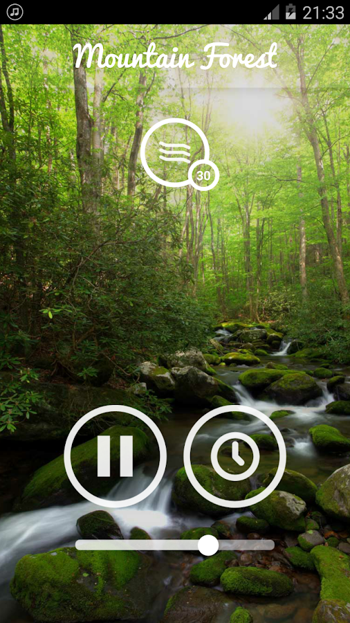 Nature Sounds Screenshot 4