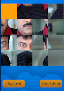 Telugu Film Stars - The Puzzle - screenshot