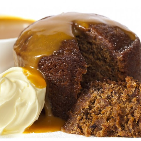 Australian Sticky Date Pudding