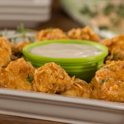 Crunchy Chicken Nibblers