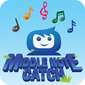 Game Middle Note Catch APK for Windows Phone