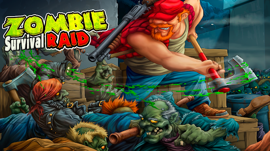 Zombie Raid: Survival (Full) Screenshot