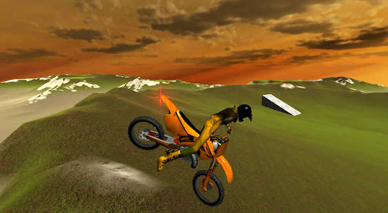 Motocross Country Simulator - screenshot