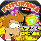 App Guide Futurama World Of Drones APK for Kindle