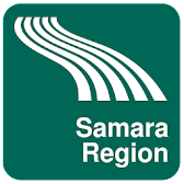 Samara Region Map Offline APK Icon