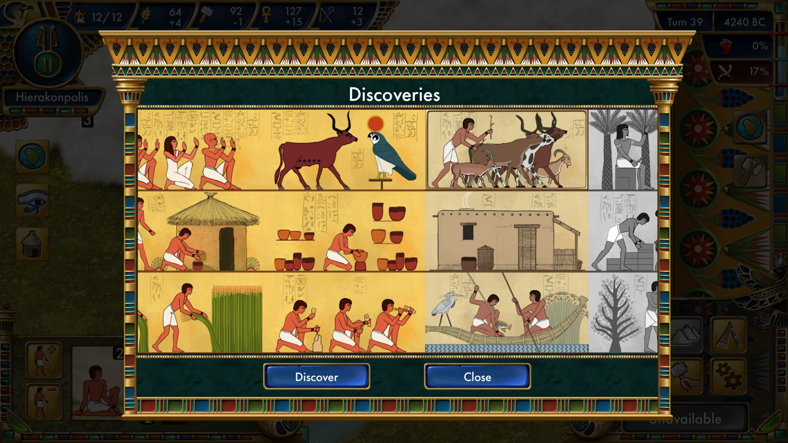 Predynastic Egypt Screenshot 3