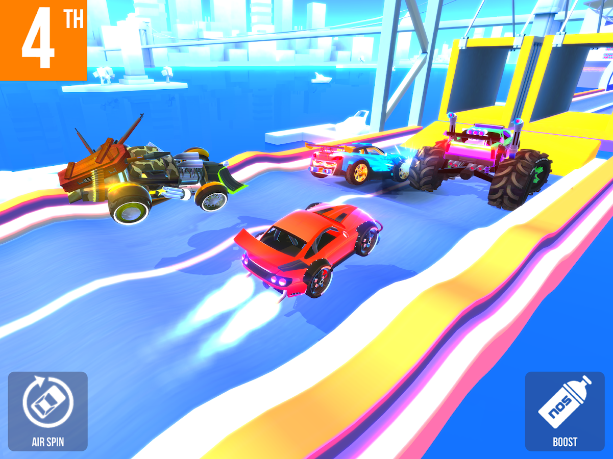 SUP Multiplayer Racing (Unreleased) Screenshot 8