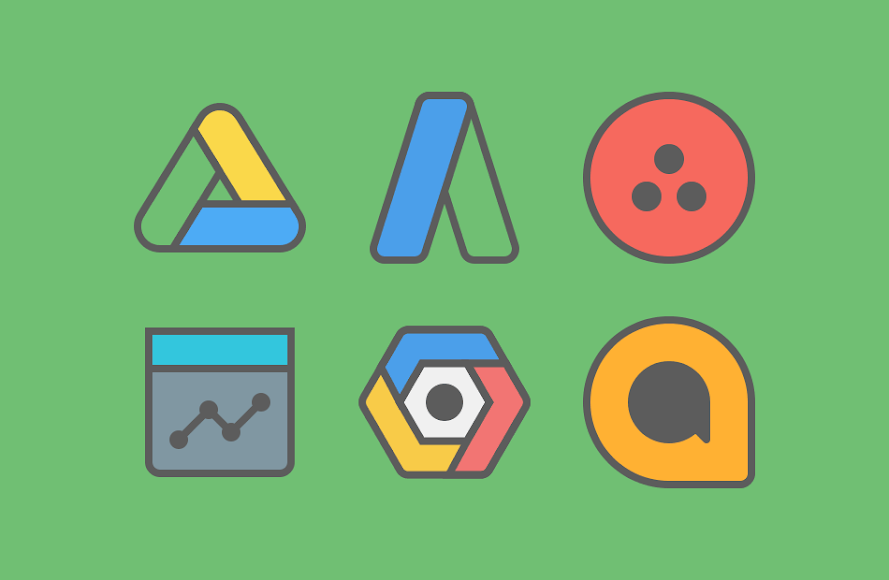 Mix Reworking - Icon Pack 5.4