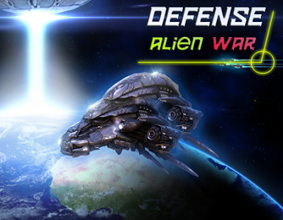 Defense Alien War- screenshot thumbnail