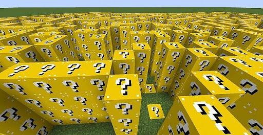 Lucky Block Maze - MyCraft - screenshot