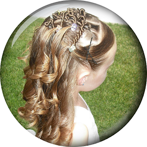 Little Girls Hair Style Ideas for PC-Windows 7,8,10 and Mac