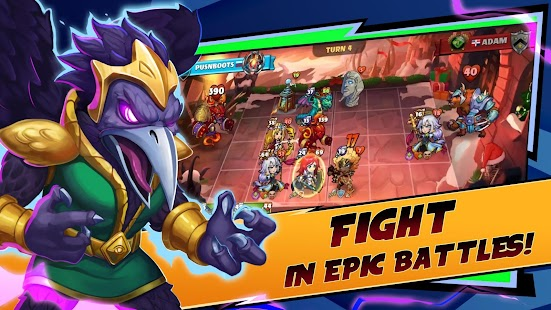 Mighty Party: Magic Heroes - Idle Clicker Rush RPG for pc