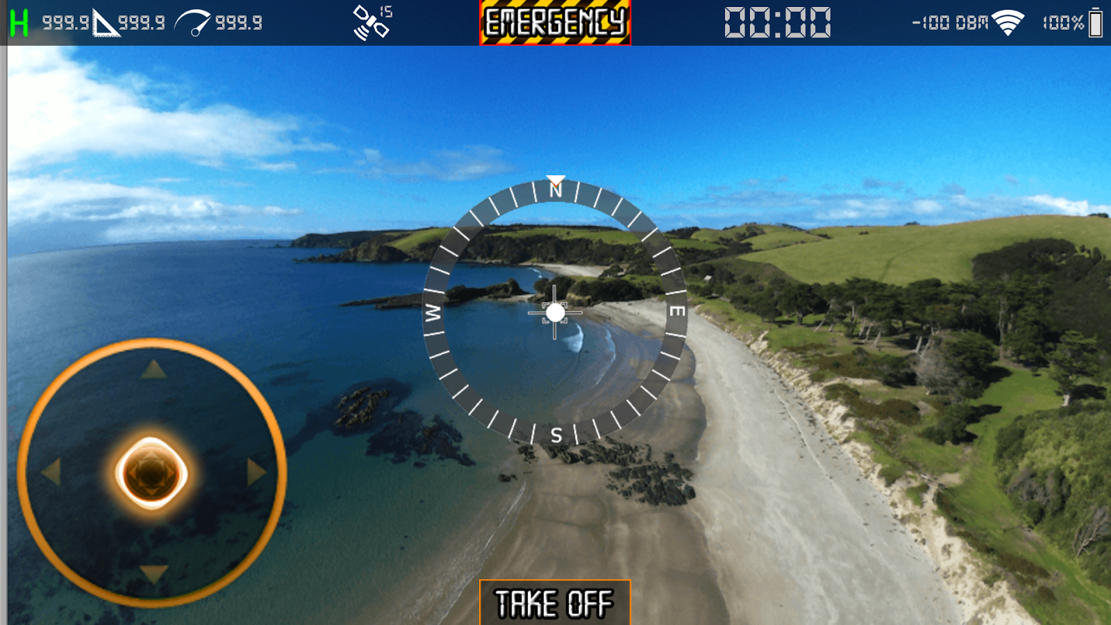 AR.Pro 3 for Bebop Drones Screenshot 8