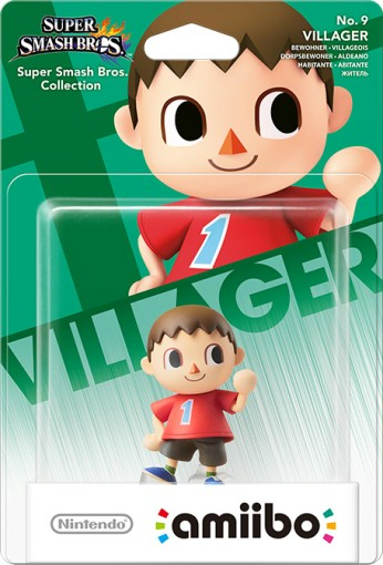 Villager packaged (thumbnail) - Super Smash Bros. series
