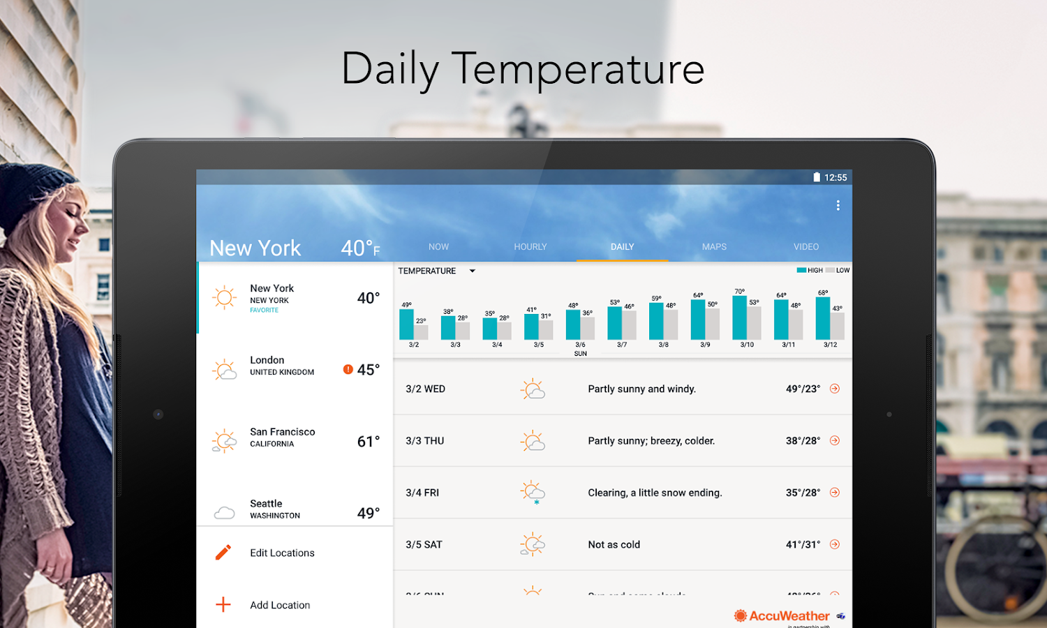 AccuWeather Platinum Screenshot 10