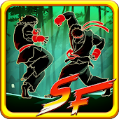 Download Shadow Street Fighting APK on PC