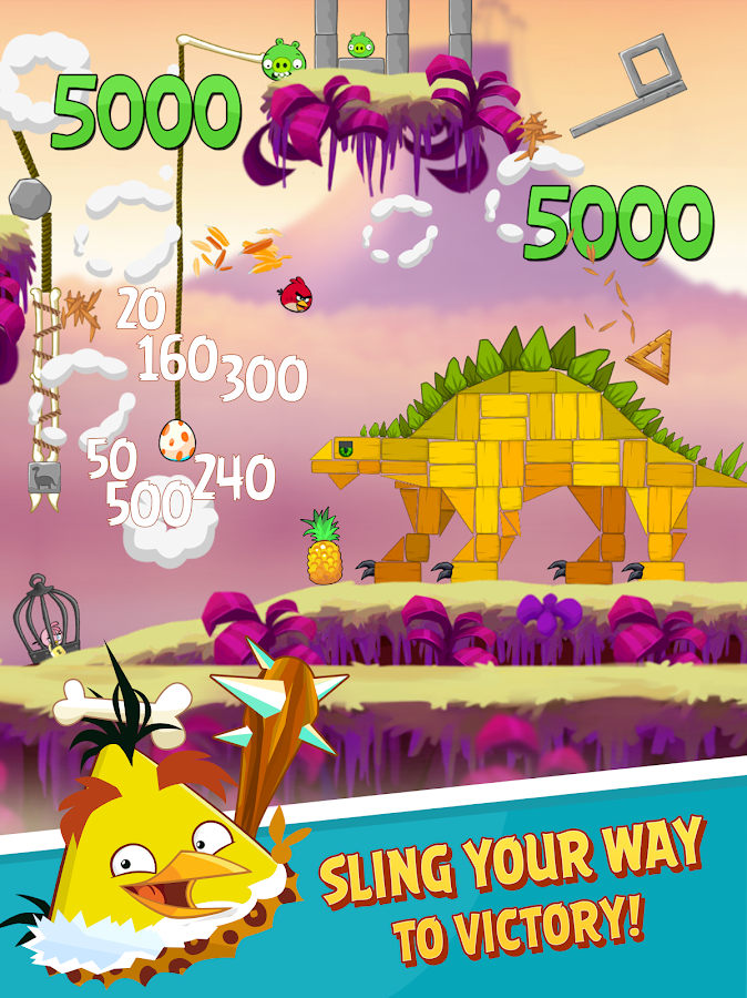 Angry Birds Classic Screenshot 6