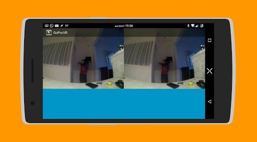 GoProVR - Cardboard GoPro VR - screenshot