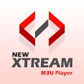 App Xtreme M3U Player New APK for Kindle