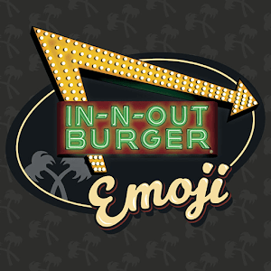 In-N-Out Emoji For PC / Windows 7/8/10 / Mac – Free Download