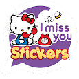 WAStickerApps kitty stickers for whatsapp