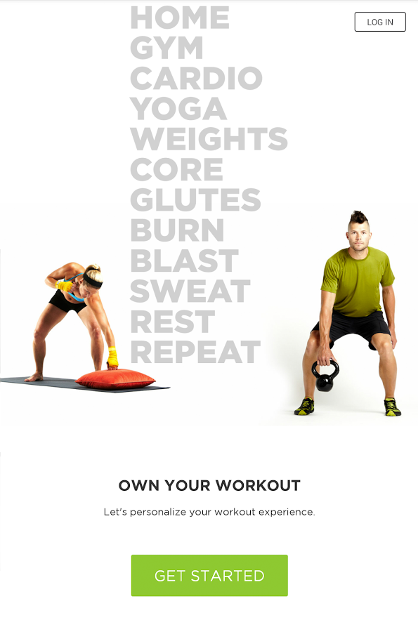 Workout Trainer: fitness coach Screenshot 15