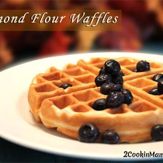 Almond Flour Waffles Recipes