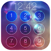Download Lock screen Phone 7 - OS 10 APK on PC